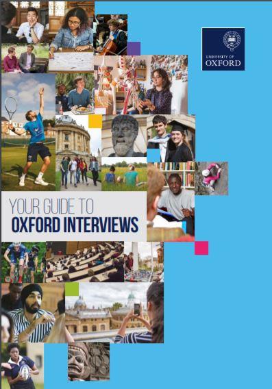 Oxford Interviews 2019