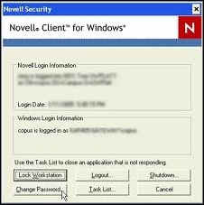 Novell security