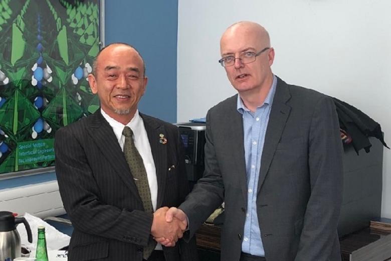 Agreement establishes Hitachi Metals-Oxford UTC of Metallurgy