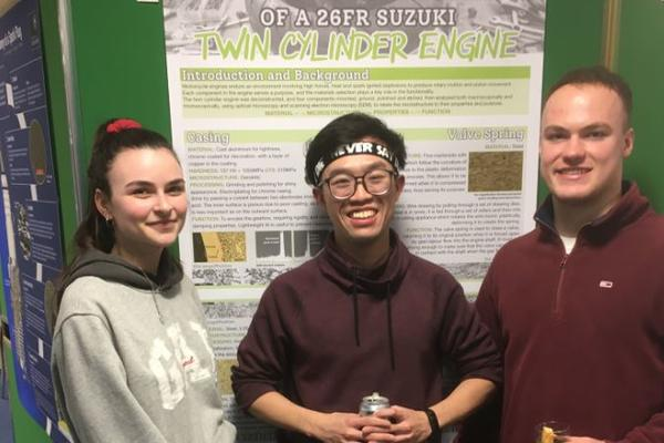 Materials Selection Poster 2020