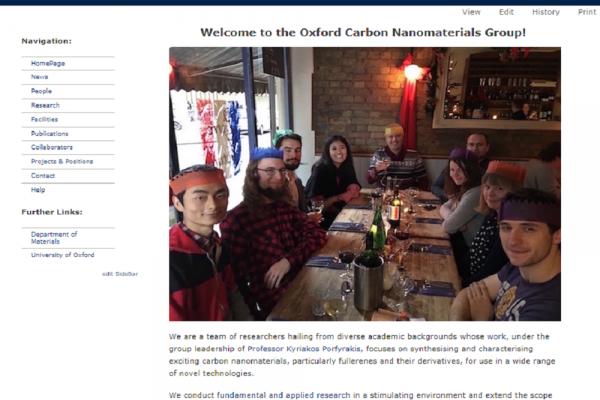 Carbon Nanomaterials Group