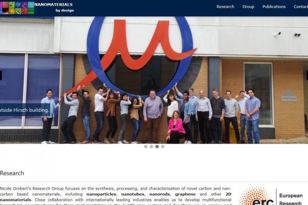 nanomaterials group