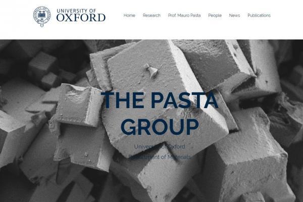 pasta group