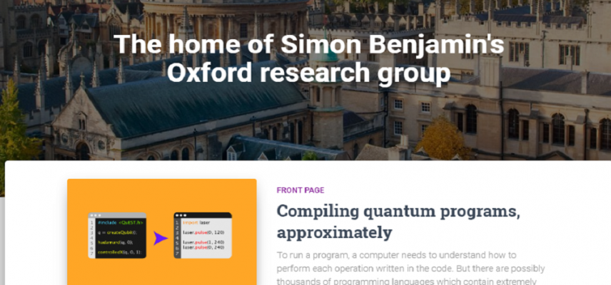 Quantum and Nanotechnology Group