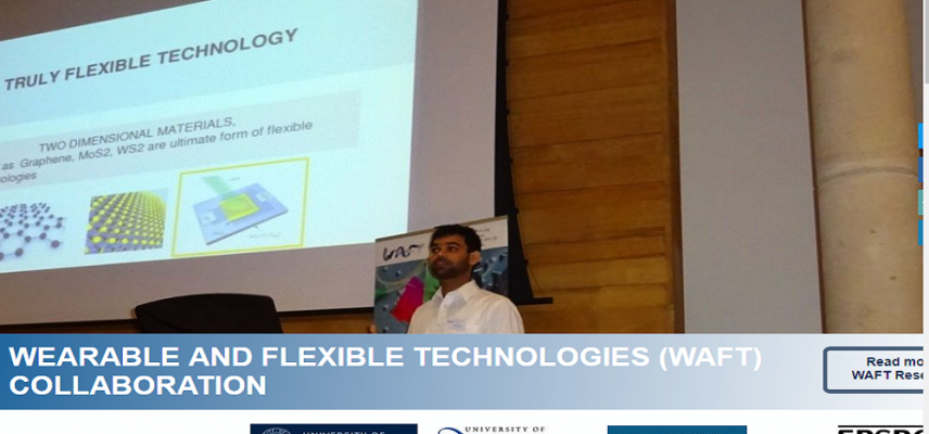 Wearable and Flexible Technologies Project