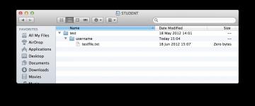 Mac share student