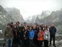 industrial tour to san francisco 2011  visiting yosemite national park