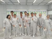 industrial tour to singapore 2019  visiting lumileds