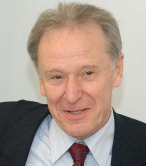Prof Sir Richard Brook OBE ScD FREng